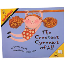 The Greatest Gymnast Of All - Paperback