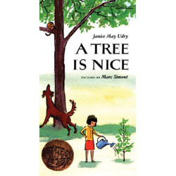 Trees are beautiful. They fill up the sky. If you have a tree, you can climb up its trunk, roll in its leaves, or hang a swing from one of its limbs. Cows and babies can nap in the shade of a tree. Birds can make nests in the branches. A tree is good to have around. A tree is nice. Paperback. 32 pages.