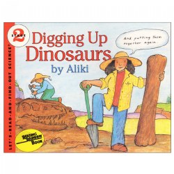 Digging Up Dinosaurs - Paperback