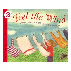 Feel the Wind - Paperback