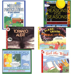 What Will The Weather Be? Book Series