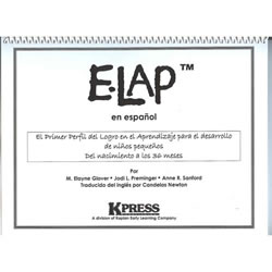 Spanish E-LAP™ Manual