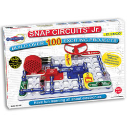 Snap Circuit Jr. Snap-Together Electrical Components