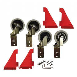 Safe & Sound™ Evacuation Caster Set