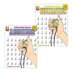 Beautiful image of drills multiplication