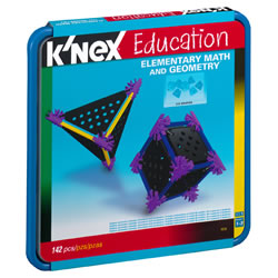 Elementary Math & Geometry K'NEX® Set