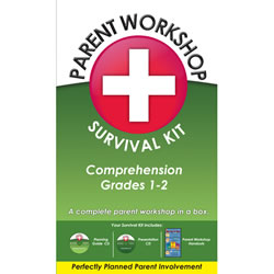 Comprehension Workshop Kit - Grades 1 - 2