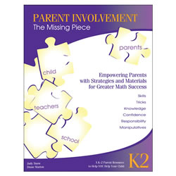 K-2 Math Parent Guide