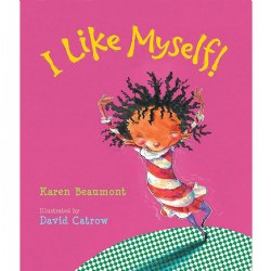 I Like Myself! - Lap Boardbook
