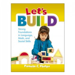 Let's Build Strong Foundations in Language, Math, and Social Skills - Paperback