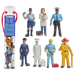 People at Work TOOB® - Set of 7