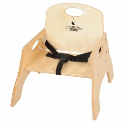 "5"" Chairrie® With Seat Belt"