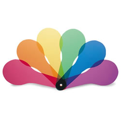 Color Paddles (Set of 18)
