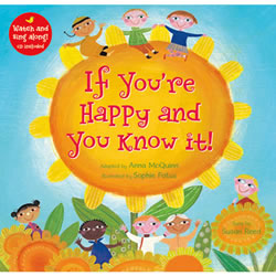 If You're Happy and You Know it! - Paperback with CD