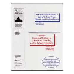 Homework Assistance & Out-of-School Time / Literacy