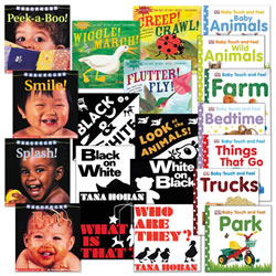 Baby Board Book Set - Set of 20
