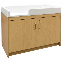 Infant Changing Table - Natural