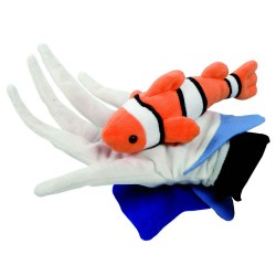 Clown Fish Puppet