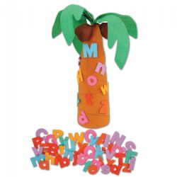 Alphabet Tree and Letter Props