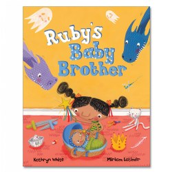 Ruby's Baby Brother - Paperback
