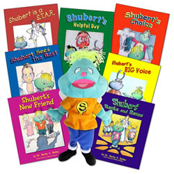 The Shubert Series Books and Puppet
