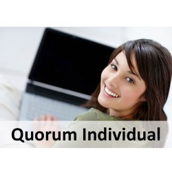 Quorum Individual 1-Year Membership