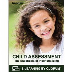 Child Assessment: The Essentials Of Individualizing