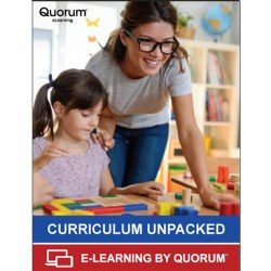 Curriculum Unpacked