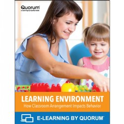 Learning Environment: How Classroom Arrangement Impacts Behavior