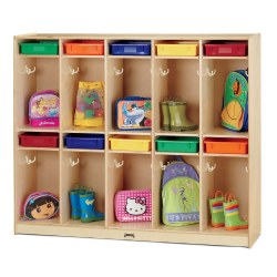 Take Home Center Locker with Color Trays