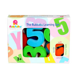 Rubbabu™ Magnetic Numeral Set