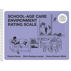 School-Age Care Environment Rating Scale®, Updated Edition