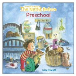 The Night Before Preschool - Paperback