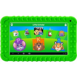 "3 - 7 years. Get ready for school success with this educational tablet for children featuring reading, math, spelling, science, logic, geography, creativity, and more!! Whether your little scholar is in preschool, kindergarten, or first grade, he or she will love the 150+ preloaded apps, eBooks, songs, and videos. These apps combine progressive challenge with playful creativity using exciting activities, charming animations, and audio praise. Single tablet (Mini). Screen display size: 7""."