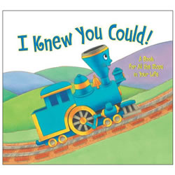 I Knew You Could! - Hardback