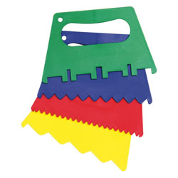 Paint Scrapers (Set of 12)