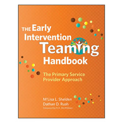 The Early Intervention Teaming Handbook (Paperback)
