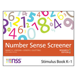 NSS™ Stimulus Book, K-1, Research Edition