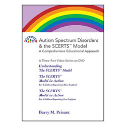 Autism Spectrum Disorders and the SCERTS Model (DVD and Booklet)