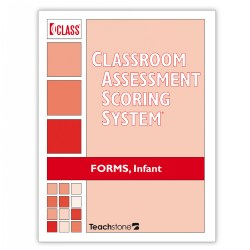 CLASS® Score Sheets, Infant Forms (Set of 5) - English
