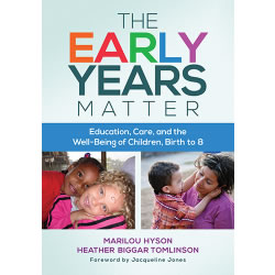 The Early Years Matter - Paperback