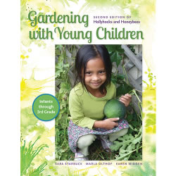 Gardening with Young Children: 2nd Edition - Paperback