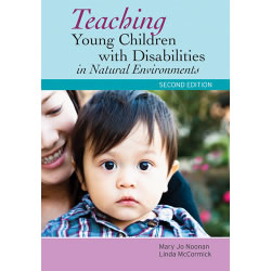 Teaching Young Children with Disabilities in Natural Environments - Paperback
