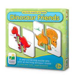 My First Dinosaur Match Game