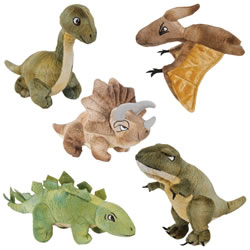 Dinosaur Finger Puppets - Set of 5