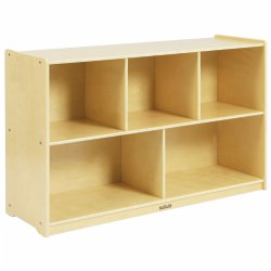 "Carolina Line 30"" 5-Compartment Storage Unit"