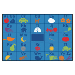 Alphabet Seating KID$ Value PLUS Rugs