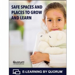 Create and maintain a safe environment for young children. The focus is on risk factors for injury at each stage of development, strategies to prevent injury, such as active supervision, and resources to stay current on rules and regulations, national standards, product recalls and more. This is a 3-hour course worth .3 CEUs. This course can be utilized to meet the training requirements to earn or renew your Child Development Associate® (CDA) credential. Course content is aligned with the CDA® Subject Area 1: Planning a safe and healthy environment. Topic: Classroom Safety, Child Development. Age: Birth - age 5.