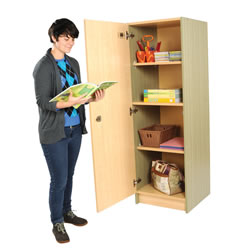 Teacher Storage Cabinet