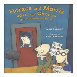 Horris and Morris Join the Chorus - Paperback
